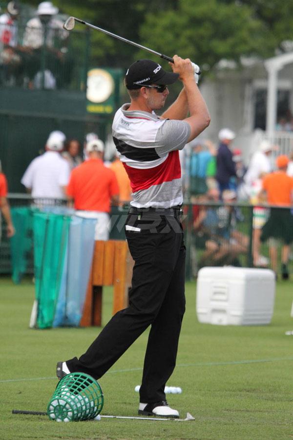 【明星球具】Henrik Stenson斯滕森在PGA锦标赛上使用的球杆
