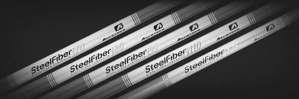 【杆身】斯内德克使用的碳素铁杆杆身 Aerotech SteelFiber