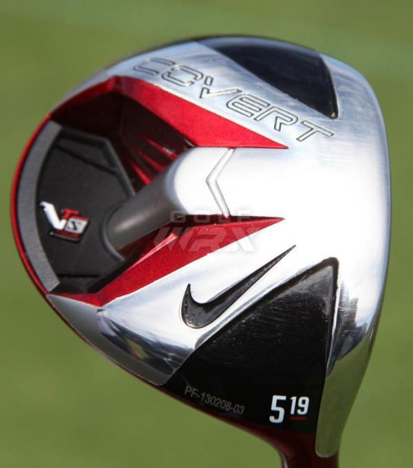 【明星球具】老虎在英国公开赛上的Nike球杆