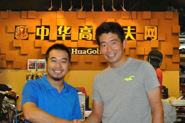 【名人到访】乔治精神创始人乔治武井老师造访华高工坊