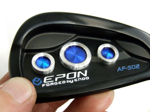 【图片秀】经过Gold's Factory改装的Epon AF-502 是不是很酷??