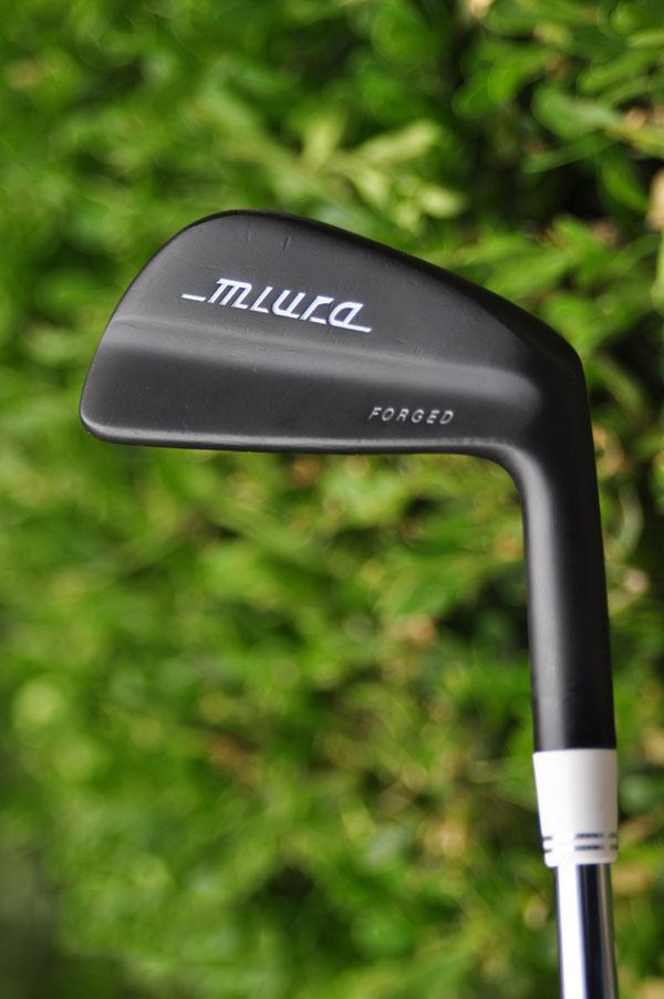 【客户定制】Miura Combo铁杆 杆身更换 杆头颜色更换