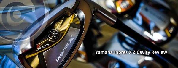 【高差点铁杆】Yamaha 2013 Z Cavity铁杆 初学者的最佳选择