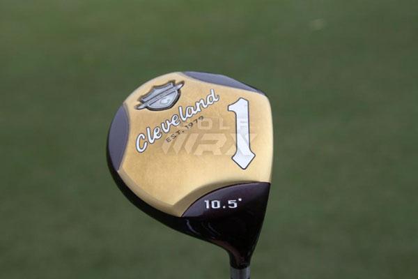【明星球具】大卫-汤姆斯的绅士高尔夫球 Cleveland复古感觉球杆