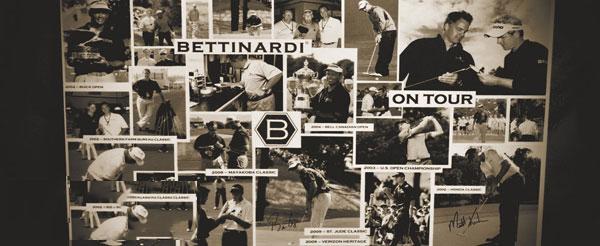 【品牌历史】Bettinardi纯正美国血统的高档推杆