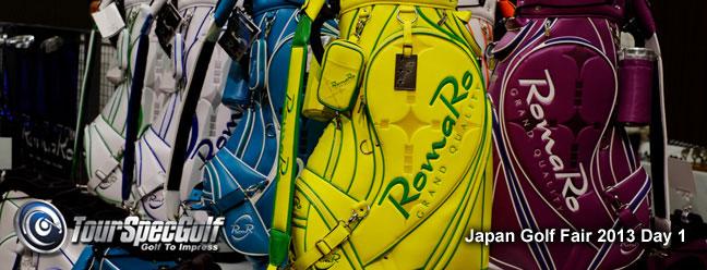 【图片秀】日本东京高尔夫展会(1) Taylormade Callaway Honma等新款推出!