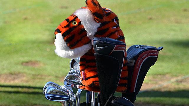 【本周冠军】Tiger Woods老虎伍兹赢得农夫保险公开赛