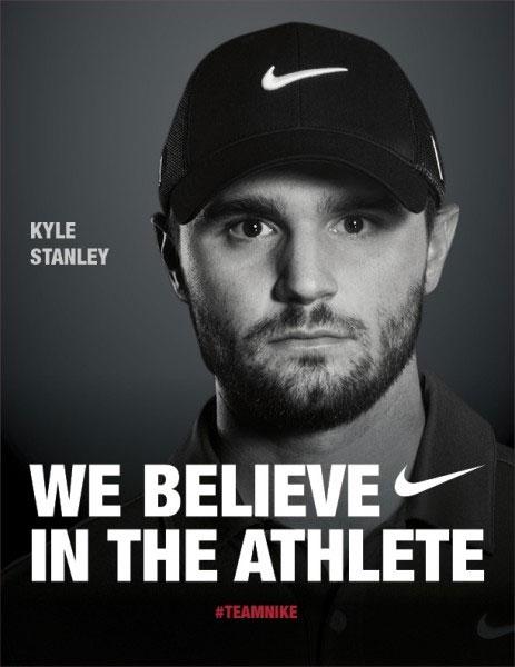 【球员新闻】Kyle Stanley和Nick Watney加盟Nike