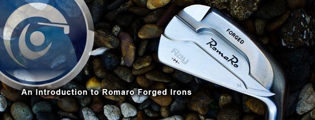 【铁杆介绍】Romaro 锻造铁杆组 发烧级高尔夫装备