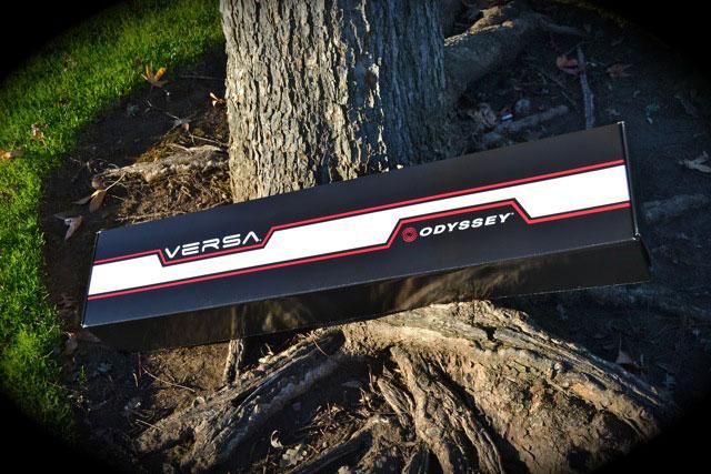 【推杆】Odyssey Versa推杆 2013年 球具前瞻