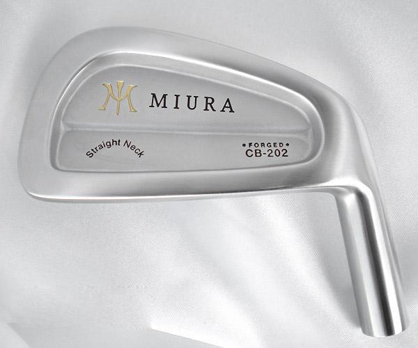 【铁杆介绍】Miura CB-202锻造铁杆 行业最高水准