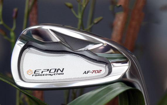 【铁杆鉴赏】EPON AF 702锻造铁杆 EPON AF系列里最容易打的铁杆