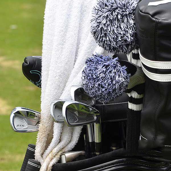 【明星球具】麦克道威尔Graeme McDowell在2012年英国公开赛上使用的球具