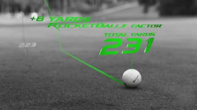 【视频秀】TaylorMade Golf RocketBallz RBZ 广告