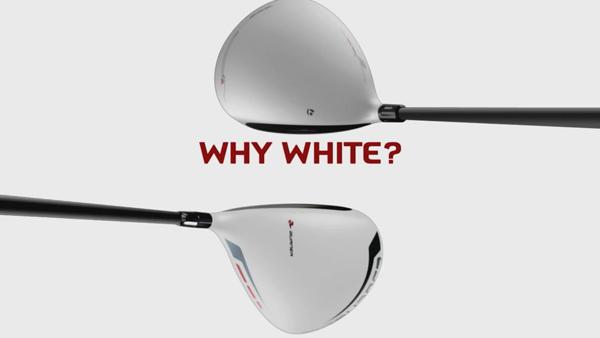 【视频秀】Taylormade 广告 – 白色的科学 – 杆头看起来更大