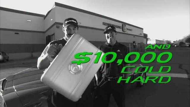 【视频秀】TaylorMade Golf 2012产品试打!打得更远,赢更多现金!