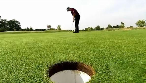 【视频秀】李韦斯特伍德Lee Westwood告诉你如何选择推杆