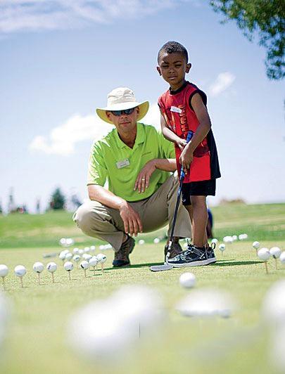 【杂谈】关于青少年高尔夫  最好的10条建议