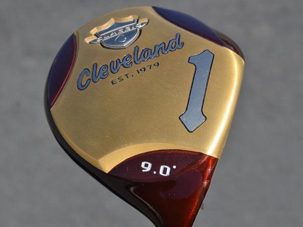【球具前瞻】2012 Cleveland Classic 复古式一号木