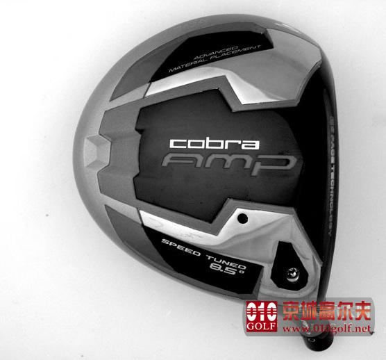 【球具前瞻】Cobra AMP 一号木
