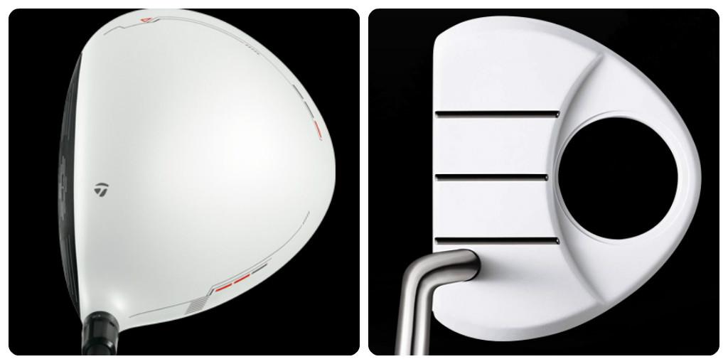 【球具聚焦】为何今年白色的TaylorMade大热 & 白色2012前瞻