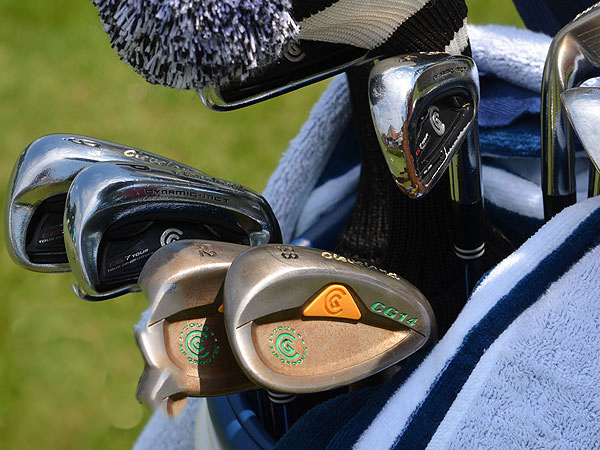 【本周冠军】2011 PGA锦标赛冠军:基根-布拉德利Keegan Bradley