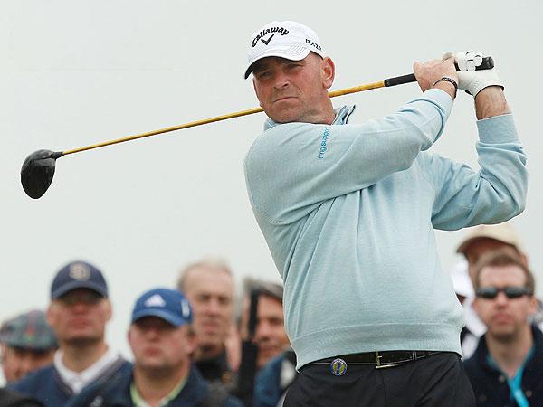 英国公开赛2011球具装备:汤玛斯-比约恩Thomas Bjorn