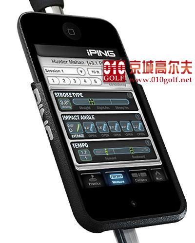 【周边】 iPing – iPhone上的推杆选配程序