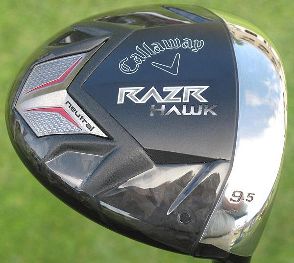 球具前瞻:Callaway RAZR Hawk 一号木和球道木