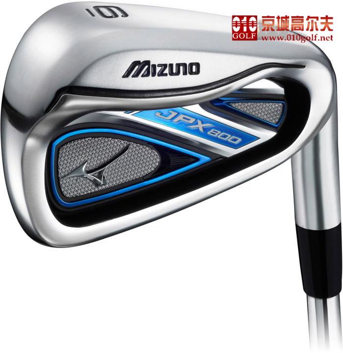 球具前瞻:Mizuno JPX-800 铁杆