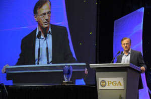 高尔夫品牌球具卡拉威CEO 美国高尔夫名人赛现场受访--高 ...
