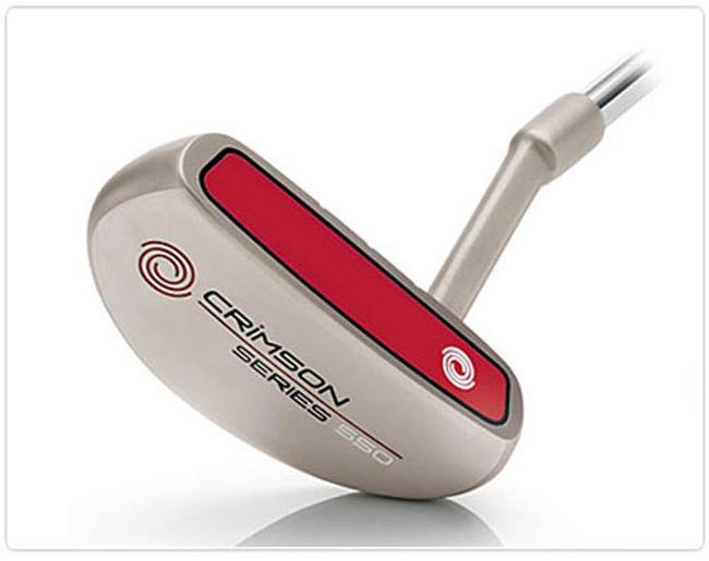Odyssey Crimson Series550推杆_高球工坊新品球具发布