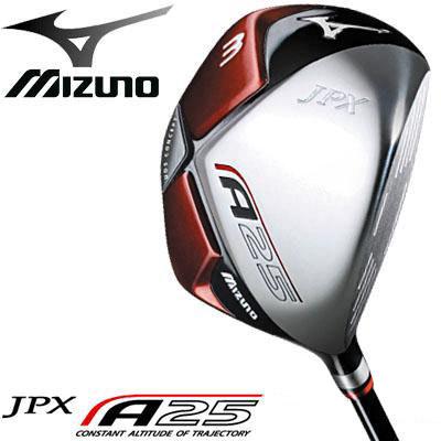 Mizuno JPX A25球道木_高球工坊新品球具发布