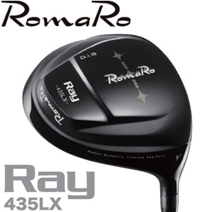 RomaRo TOUR Ray-435LX一号木量身订做Graphite Design T ...
