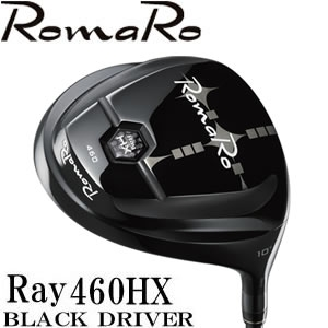 RomaRo Ray-460HX BLACK一号木杆改装Graphite Design TO ...