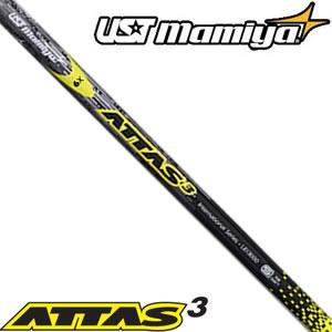 Bang 号称最远发球杆装配Mamiya ATTAS3杆身