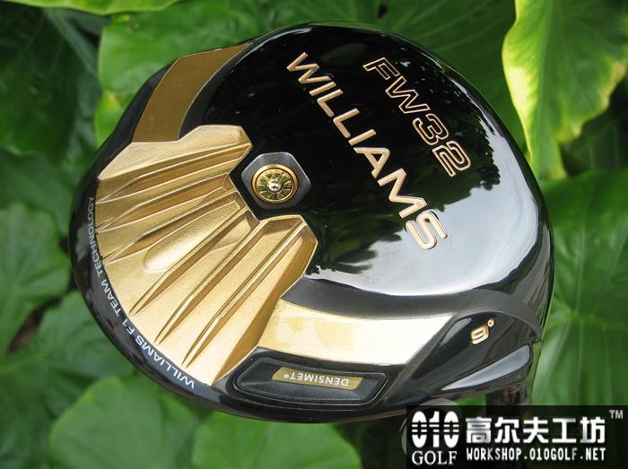 高2002 顶级装配 williams FW32 黑金限量版一号木杆配Pr ...
