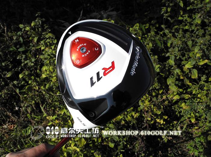 taylormade R11 与白色Golf pride DD2 装配R9 杆身 (滨先 ...