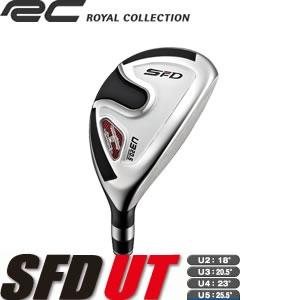 Royal collection RC SFD UT铁木杆量身订做Graphite Des ...