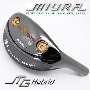 miura HB Hybrid三浦技研铁木杆量身订做Fujikura Rombax ...
