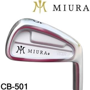 Miura CB-501三浦技研3号铁量身订做KBS Tour C-Taper杆身 ...