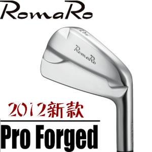 Romaro Pro Forged 装配Shimada(岛田) K'S-3001 杆身Gol ...