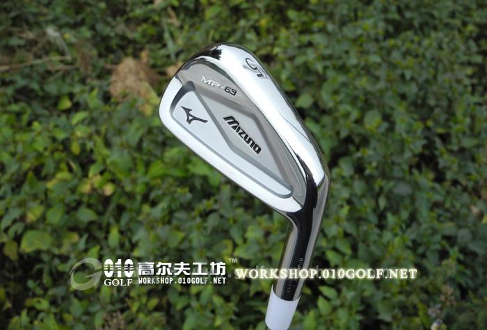 Mizuno MP-63 超酷装配岛田KS-3001杆身及Golf pride MCC ...