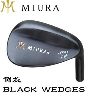 Miura black wedges量身订做KBS Tour C-Taper杆身Golf P ...