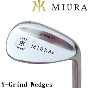 Miura Y-Grind Wedges 三浦技研挖起杆量身订做N.S.PRO W ...